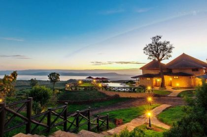 Lake Nakuru Sopa Lodge