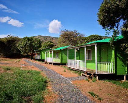 Jambo Mara Camp cabins