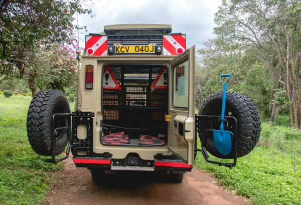 Penfam Tours and Safari 4x4 Kenya Safari Landcruiser