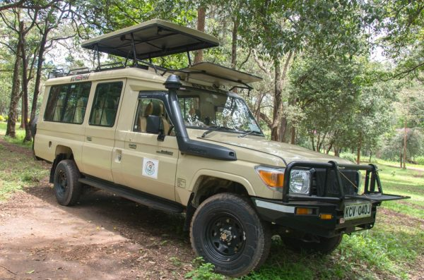 Penfam Tours and Safari Landcruiser 4x4 Kenya Safari