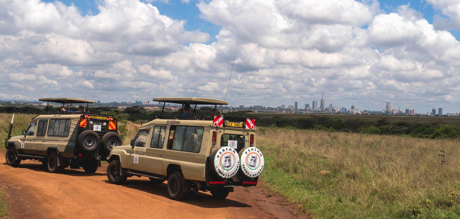 Penfan Tours 4x4 Kenya Safari Landcruiser